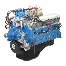 Ford 302 Long Block Crate Engine