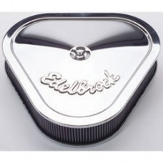 Edelbrock Triangular Chrome Air Cleaner