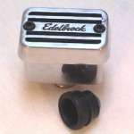 Edelbrock Elite Breather Short