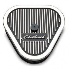 Edelbrock Elite Triangular Air Cleaner