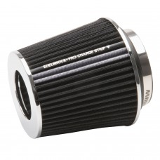 Edelbrock Pro-Flo Air Filter Cone Black/Chrome