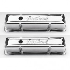 Edelbrock Chrome Tall Valve Cover SBC