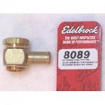 Edelbrock Carb Fuel Banjo 90deg