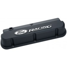 Ford 289/302/351W Slant Valve Cover Black