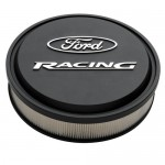 Ford Slant Air Cleaner Black
