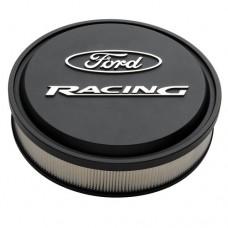 Ford Slant Air Cleaner Black