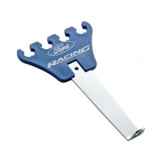 Ford Wire Loom Holder Blue