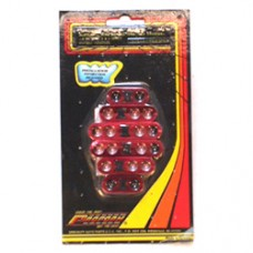 Slotlock Wire Divide Red